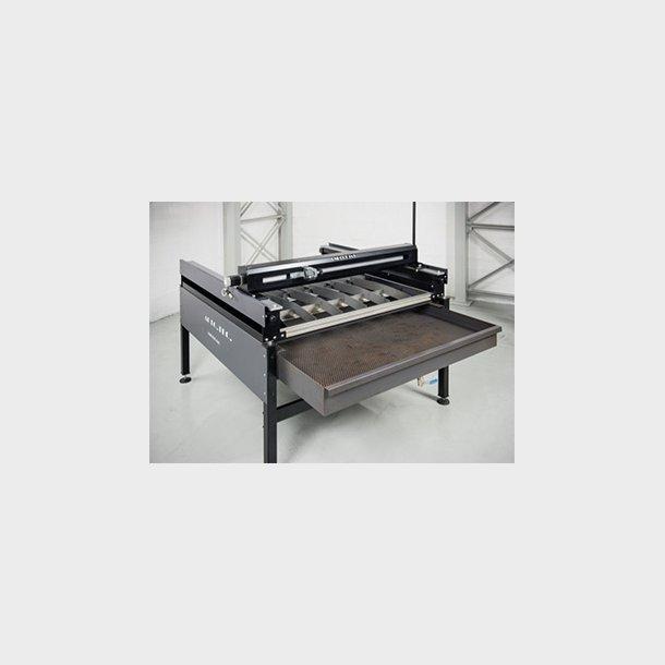 CNC Plasmaskærebord 1,25 x 1,25 incl PC og Software